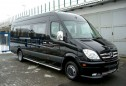 аренда и прокат Mercedes Sprinter 515 Exstra Long (черный)